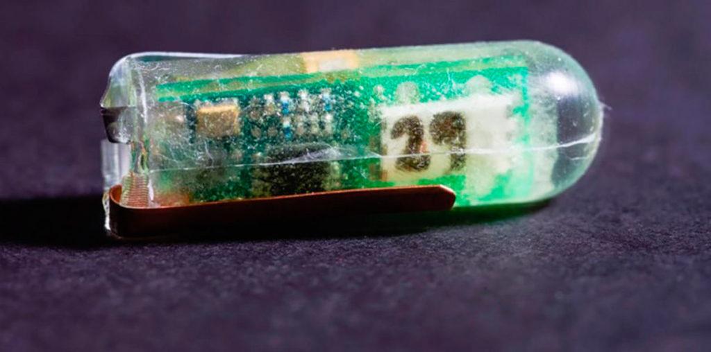 В МТИ разработали съедобную батарейку для диагностики желудка