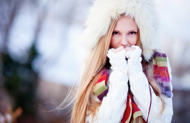 Как защитить кожу в холодное время года?