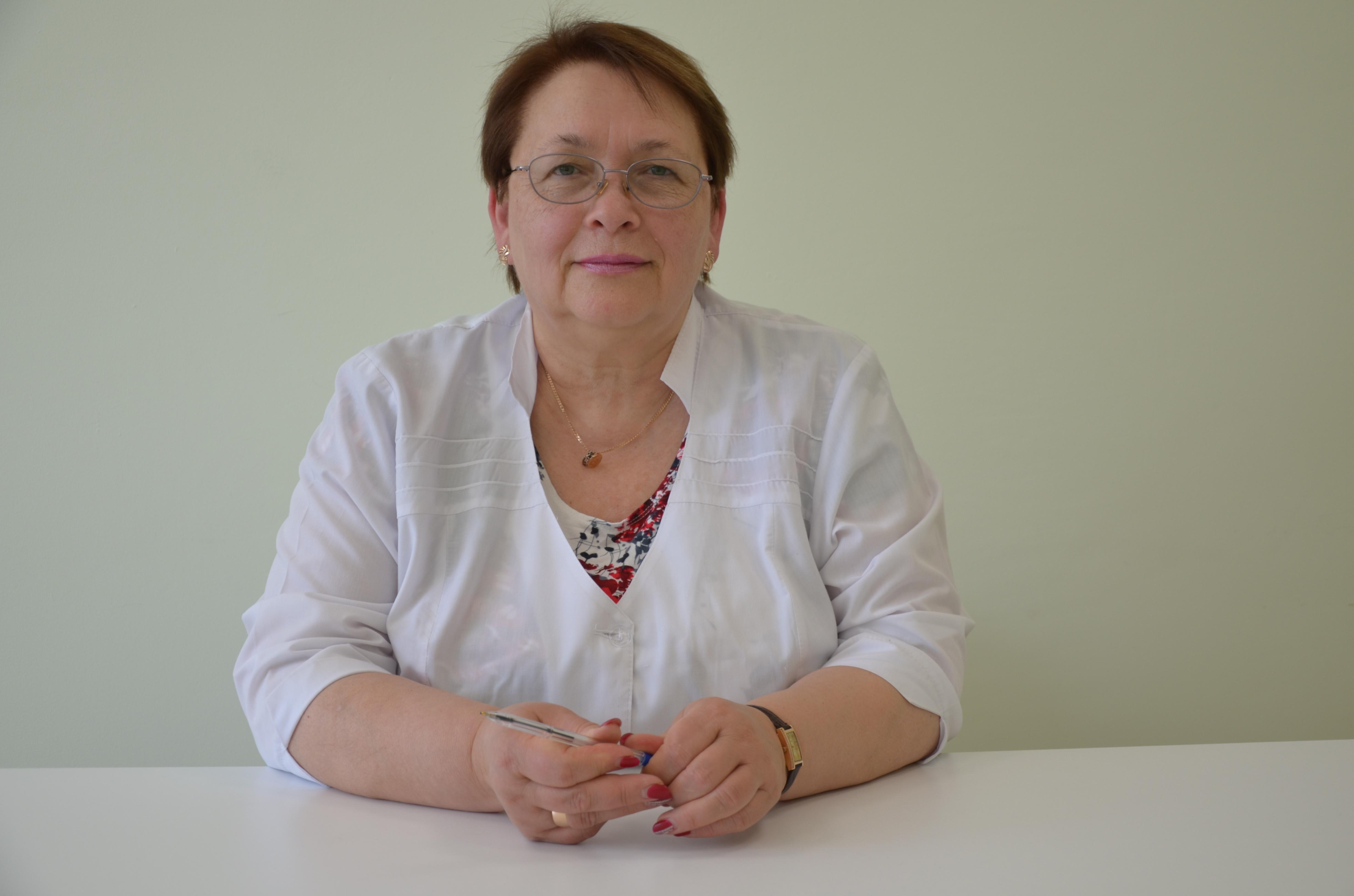 Решетникова Татьяна Васильевна